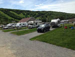 View larger image of Trailers and RVs camping at KOA BAS-ST-LAURENT CAMPGROUND image #3