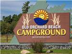 View larger image of Swimming pool with outdoor seating at OLD ORCHARD BEACH CAMPGROUND image #2