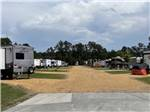 View larger image of View of lake at CAMP LAKE JASPER RV RESORT image #6