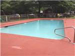 View larger image of Log cabins with decks deep in the woods at SHREVEPORTBOSSIER KOA image #9