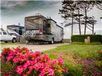 View larger image of Big rig in oceanview site at PACIFIC SHORES MOTORCOACH RESORT image #4