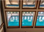 View larger image of View of the indoor pool at PACIFIC SHORES MOTORCOACH RESORT image #11