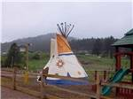 View larger image of Teepee and lodging at BLACK HILLS TRAILSIDE PARK RESORT image #6