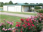View larger image of Back and side of indoor pavilion at GREEN ACRES RV PARK image #2