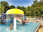 View larger image of Water umbrella at CERALAND PARK  CAMPGROUND image #10