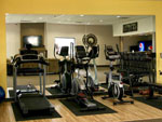 View larger image of Exercise room and Pepsi machine at CANYON SPRINGS RV RESORT image #10