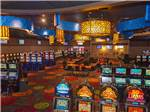 View larger image of Slot machines at LITTLE CREEK CASINO RESORT RV PARK image #6