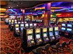 View larger image of LITTLE CREEK CASINO RESORT RV PARK at SHELTON WA image #8