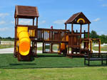 View larger image of Playground at MONKEY ISLAND RV RESORT image #10