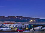 View larger image of Trailers and RVs camping at ANGEL FIRE RV RESORT image #4