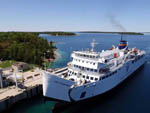 View larger image of Amazing aerial shot of cruise ship docked at OWEN SOUND TRANSPORTATION COMPANY image #4