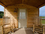 View larger image of Cabin with deck at BRIGHTON RV RESORT image #6
