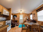 View larger image of Inside cabin at BRIGHTON RV RESORT image #7