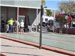 View larger image of People playing shuffleboard at BLUE SKY RV RESORT image #5