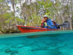 View larger image of Family boating at DISCOVER CRYSTAL RIVER image #8