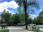 View larger image of Concrete pads with picnic tables at WATER-ZOO CAMPGROUND image #3
