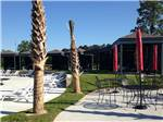 View larger image of Kids playing at waterpark at REUNION LAKE RV RESORT image #3