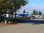 View larger image of Paved roads and grass at MEADOWLARK RV PARK image #1