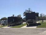 View larger image of RVs and trailers at campgrounds at BOOMTOWN CASINO RV PARK image #4