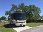 View larger image of RV camping on paved site at BOOMTOWN CASINO RV PARK image #5