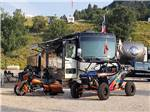 View larger image of RVs parked at campground at STURGIS RV PARK image #2