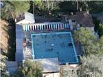 View larger image of Aerial view of the swimming pool at INDIAN SPRINGS RESORT  RV image #5