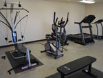 View larger image of Exercise room at BRAZOS VALLEY RV PARK image #6