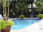 View larger image of Trailer with picnic table at ALL ABOUT RELAXING RV PARK image #1