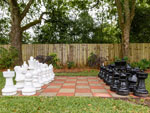 View larger image of Giant chess board at ALL ABOUT RELAXING RV PARK image #11
