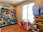 View larger image of Interior of the park store at PANDION RIDGE LUXURY RV RESORT image #7