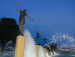 View larger image of Statues in water at CLAY COUNTY MISSOURI image #1