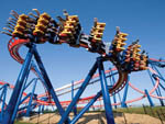 View larger image of Rollercoaster at theme park at CLAY COUNTY MISSOURI image #6