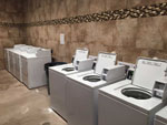 View larger image of Laundry room with washer and dryers at BUDS PLACE RV PARK image #12