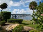 View larger image of Bridge over water at OCEAN BREEZE RESORT image #5