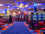 View larger image of Slot machines at Casino at 12 TRIBES RESORT CASINO RV PARK image #6