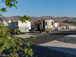 View larger image of Trailers and RVs camping on paved sites at 12 TRIBES RESORT CASINO RV PARK image #8