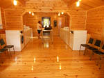 View larger image of Laundry room with washer and dryers at HOLLY LAKE CAMPSITES image #8