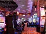 View larger image of Slot machines at Casino at CHEROKEE CASINO image #5