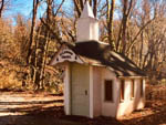 View larger image of Small chapel near the woods at GLACIER PEAK RESORT AND WINERY image #2