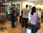 View larger image of People in line waiting to order at deli at BEAR CREEK ARTICHOKES image #4