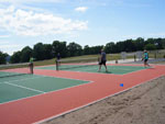 View larger image of Tennis courts at THE BLUFFS ON MANISTEE LAKE image #3