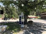 View larger image of Phone booth and RV at RUSHMORE VIEW RV image #2