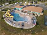 View larger image of Live band playing in the harbor at AHOY RV RESORT image #12