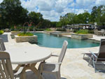 View larger image of Swimming pool at campgrounds at LEISURE LANE RV RESORT image #5