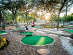 View larger image of Miniature golf course at SPLASHWAY WATERPARK  CAMPGROUND image #7