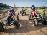 View larger image of Kids off roading at SPLASHWAY WATERPARK  CAMPGROUND image #10