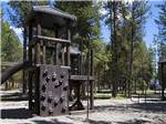View larger image of The playground equipment at YELLOWSTONE RV PARK AT MACKS INN image #3