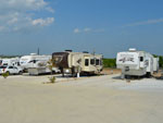 View larger image of Spacious sites at FORT WORTH RV PARK image #3