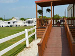 View larger image of Trailers and RVs camping at FORT WORTH RV PARK image #5