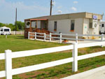 View larger image of Lodge office at FORT WORTH RV PARK image #6